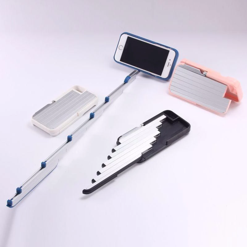 BlueTooth Remote With Selfie Stick Phone Case