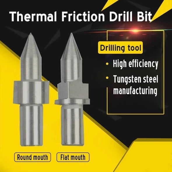 Thermal Friction Drill Bit-Cost effective saving of 50 to 90%
