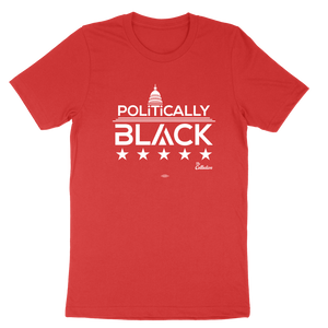 Politically Black T-shirt