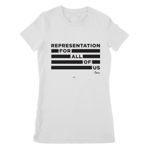Representation For All T-Shirt