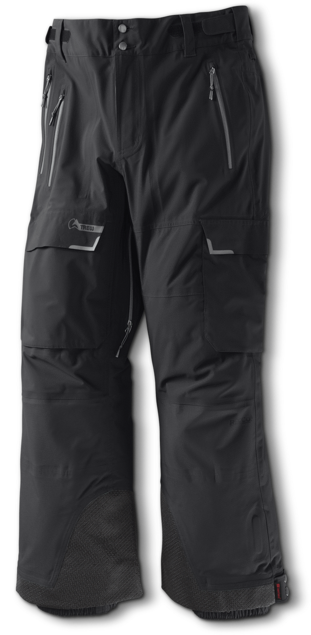 TREW Men's Eagle Pants - Black