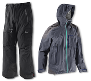 Men's Wanderer Basic Bundle - Charcoal and Black