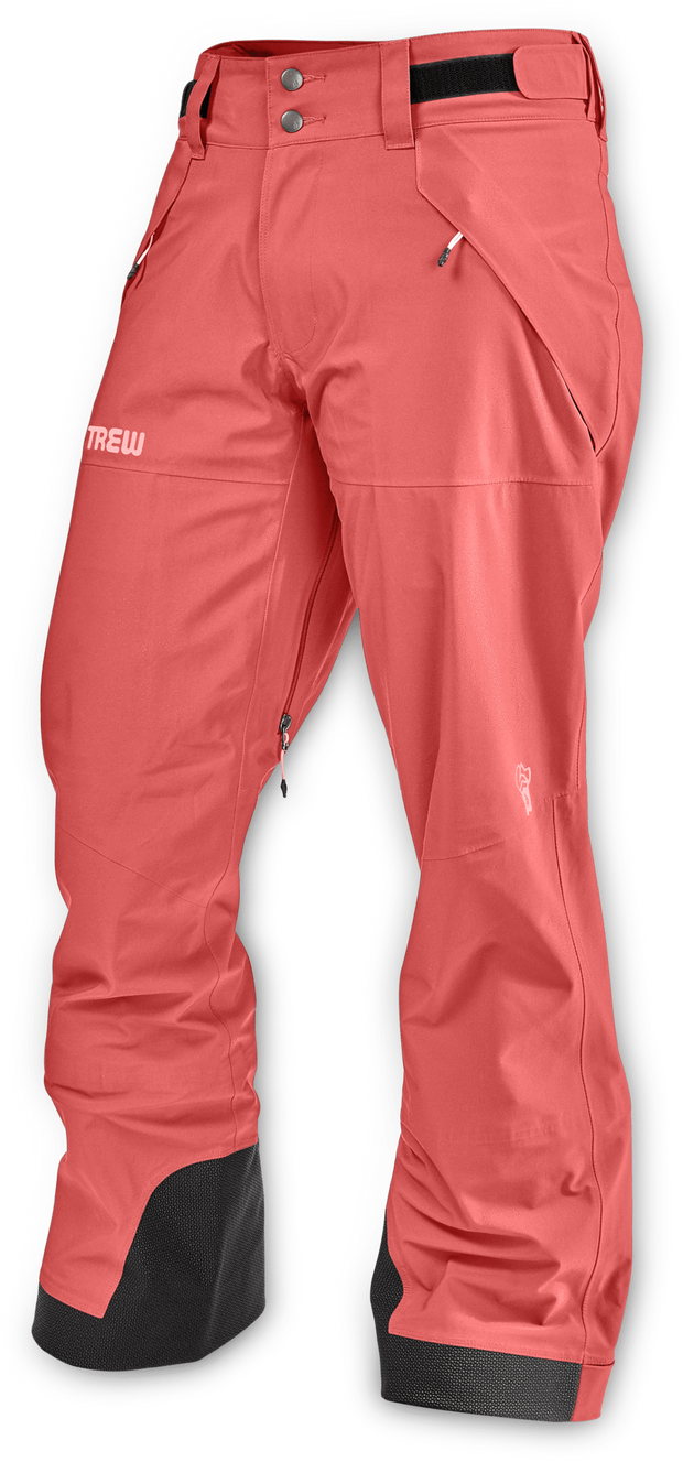 TREW Women's Tempest Pants - Rose