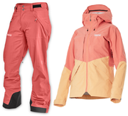 Women's Stella Basic Bundle - All Sherbert