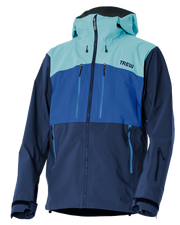 TREW Men's Cosmic Jacket - Blue