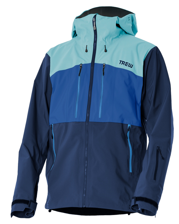 Buy: TREW Men's Cosmic Jacket - Blue