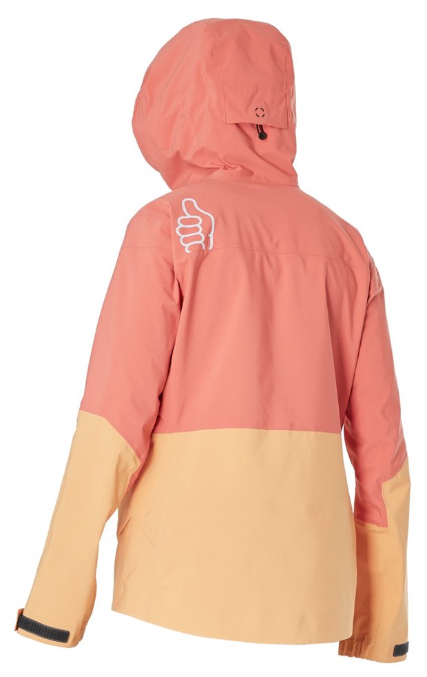 Buy: TREW Women's Stella Jacket - Sherbert