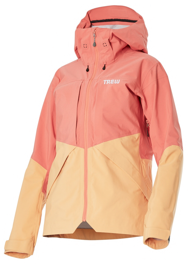 Women's Stella Basic Bundle - Sherbet and Graphite
