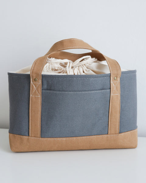 Project Tote Bag (Drawstring/Zipper)