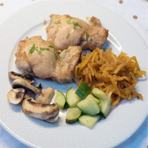 chicken soy free recipe