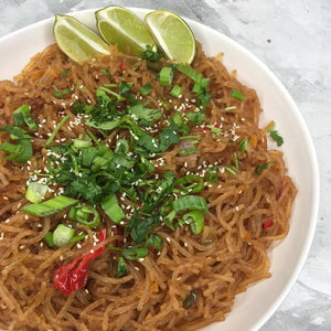 Chili Garlic Hakka Noodles
