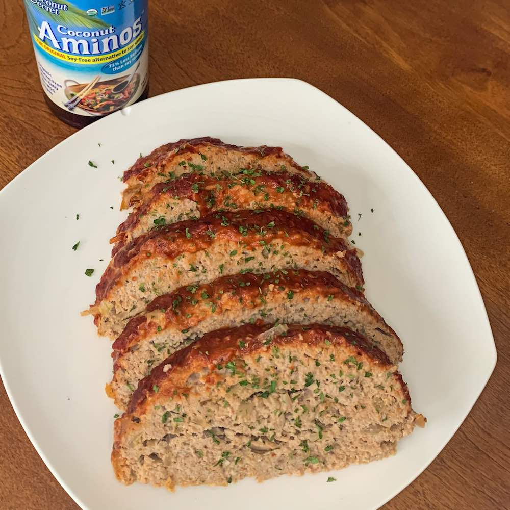 Aminos Meatloaf Coconut Secret