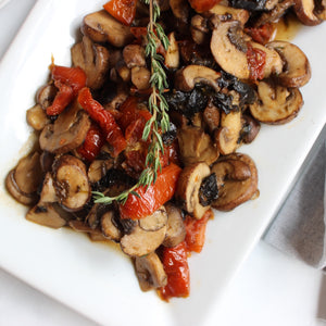 Savory Chipotle Shrooms