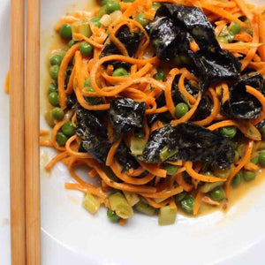 Soy-free Sweet Potato with Noodles
