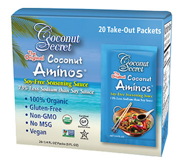 Coconut Aminos Ingredients