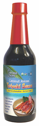 Teriyaki Sauce Made From Coconut