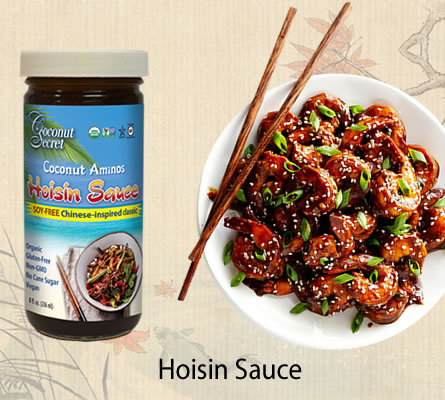 Soy Free Asian Sauce Hoisin Style