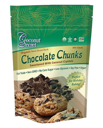 Coconut Chocolate Chunks Pouch