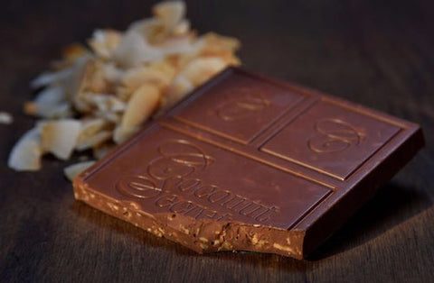 All Natural Chocolate Bar