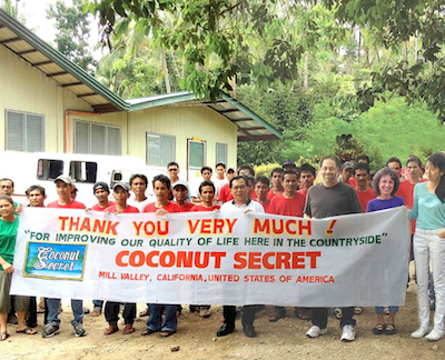 Coconut Secret - Our Impact