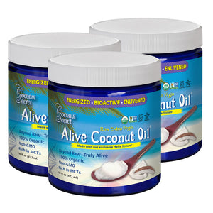 Coconut Secret - Alive Coconut Oil