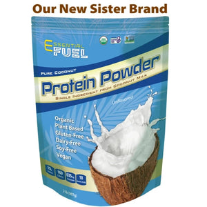 Essential Fuel Pure Coconut Protein Powder