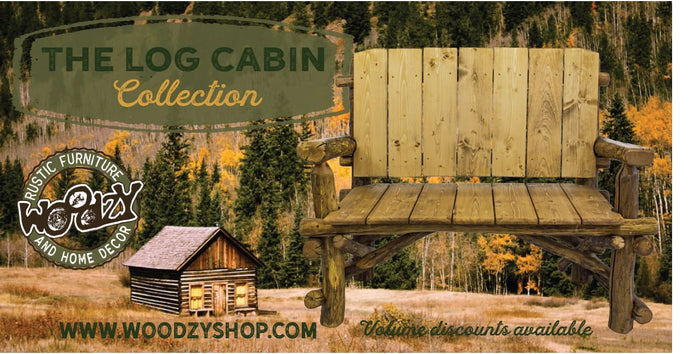 Announcing The Log Cabin Collection