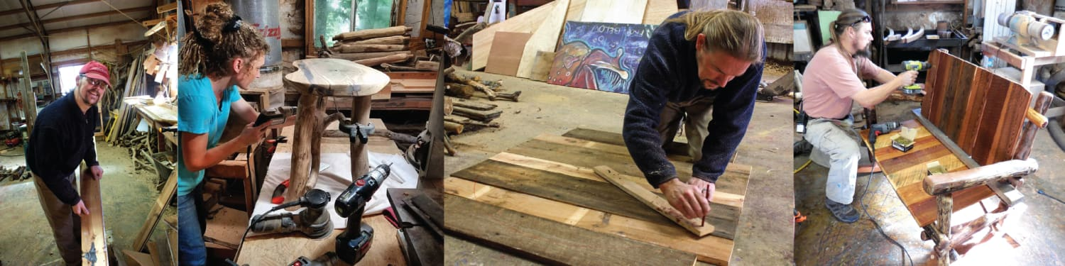 About Our Woodworking
