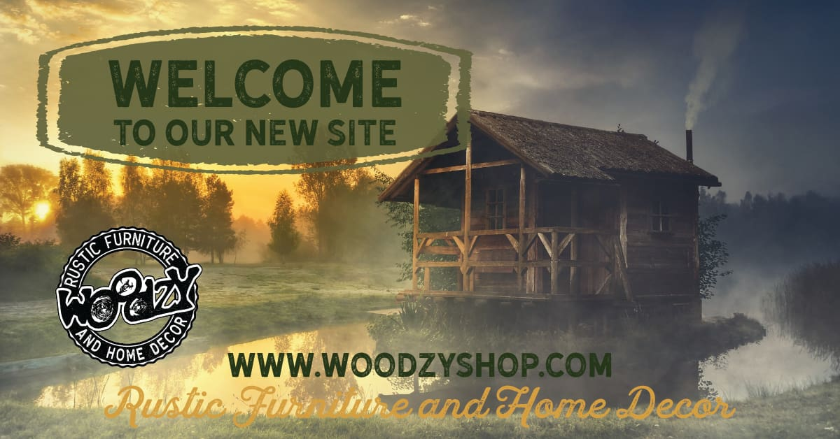 Woodzy Shop Log Furniture Place
