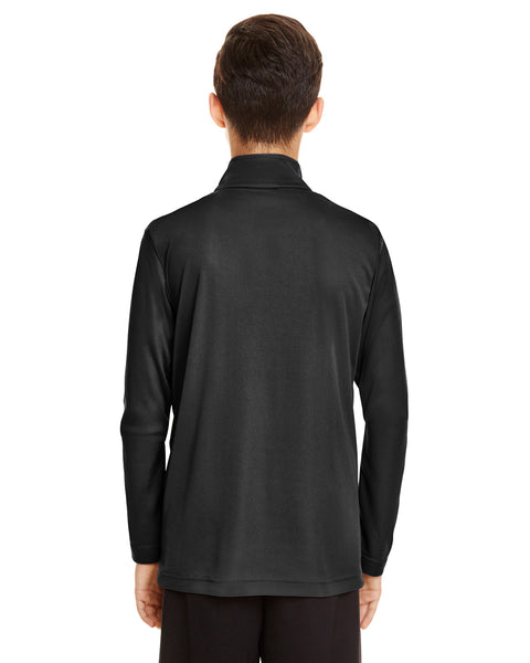 Youth Zone Performance Quarter Zip Top