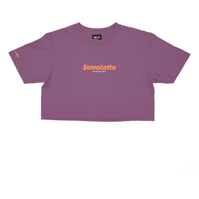 SUMOLATTE CROP TOP PASSION FRUIT
