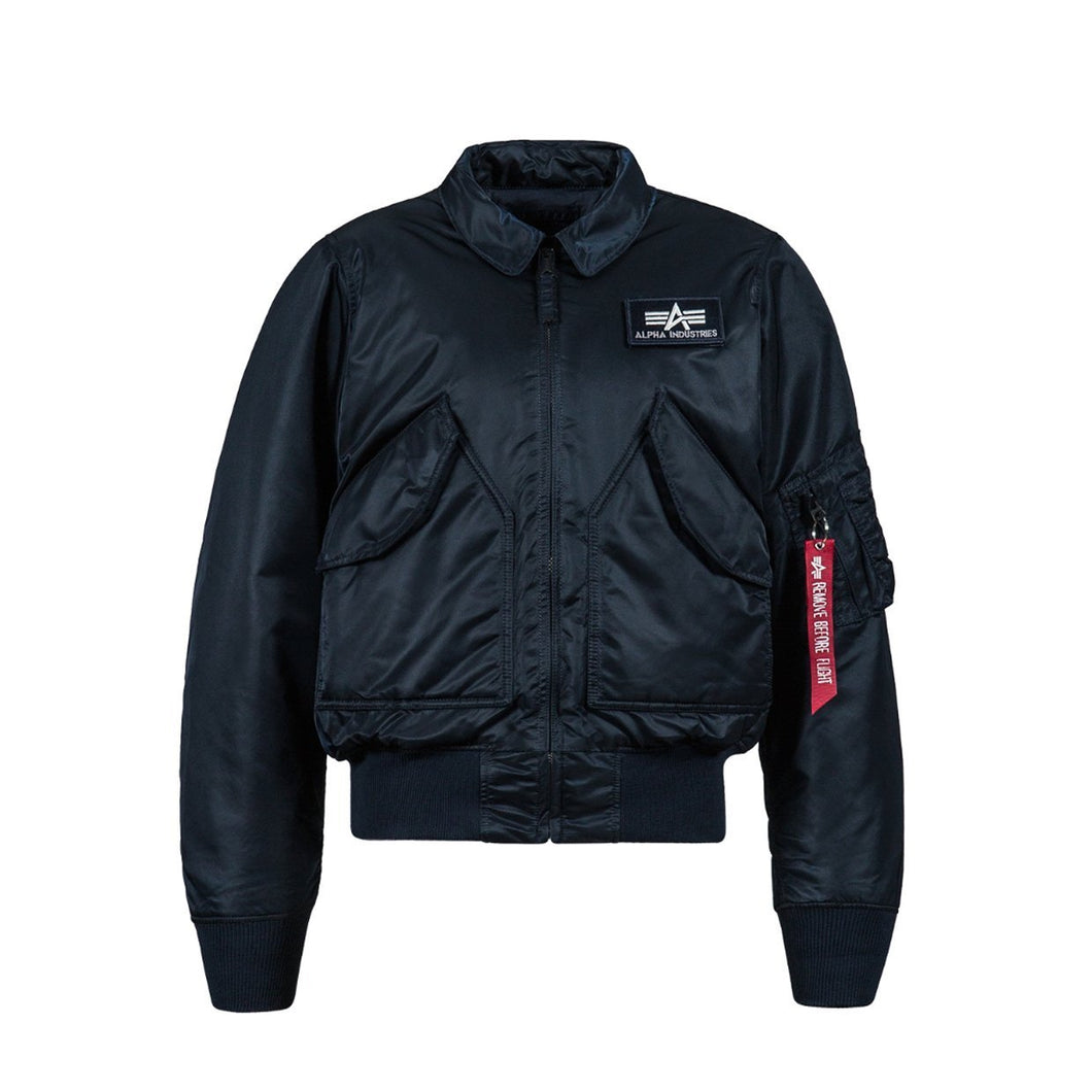 Cwu Sf 59 Flight Jacket Rep. Blue Jackets