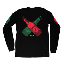 BOTTLE LONGSLEEVE BLACK