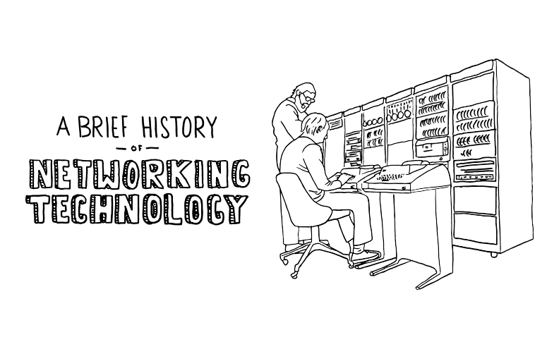 A Brief History of Network Technology