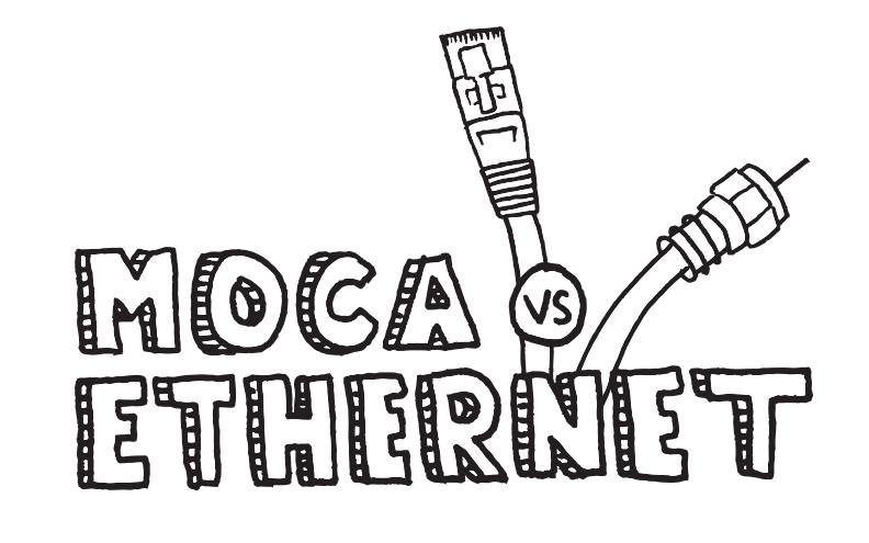 MoCA vs Ethernet