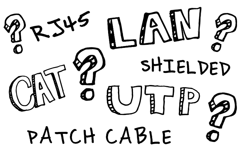 Ethernet Cable Lingo