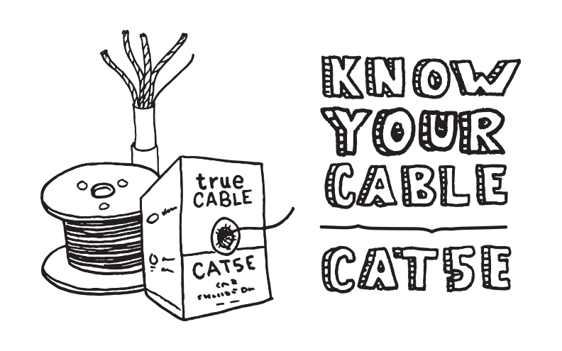 Cat5e Ethernet Cable, Know Which Ethernet Cables to Buy for Your Application