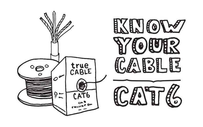 Cat6 Ethernet Cable, Know Which Ethernet Cables to Buy for