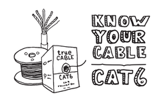 Cat6 Ethernet Cable, Know Which Ethernet Cables to Buy for Your Application