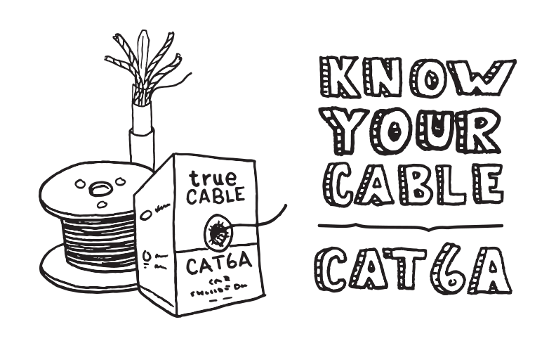 Cat6A Ethernet Cable, Know Which Ethernet Cables to Buy for Your Application