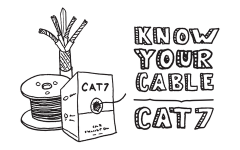 Cat7 Ethernet Cable: What You Need to Know