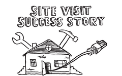 trueCABLE Site Visit Success Story