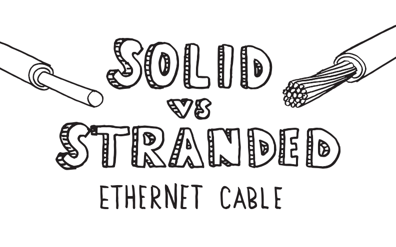 Solid vs Stranded Ethernet Cable