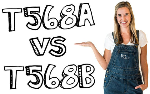 T568a vs T568b, Which to Use