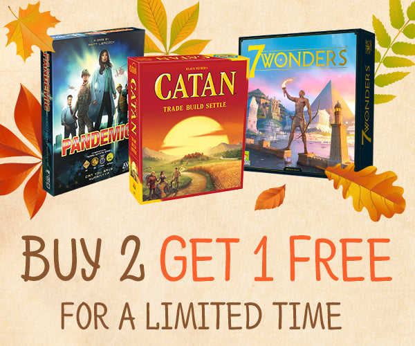 Buy 2, Get 1 Free on Select Games
