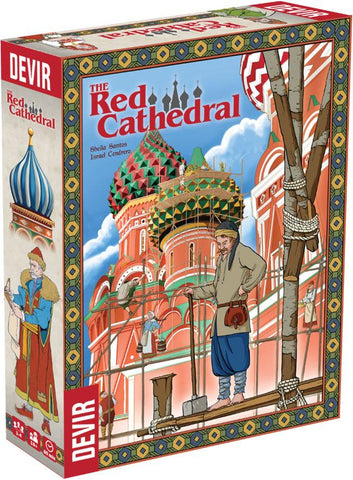 Red Cathedral Game at The Compleat Strategist