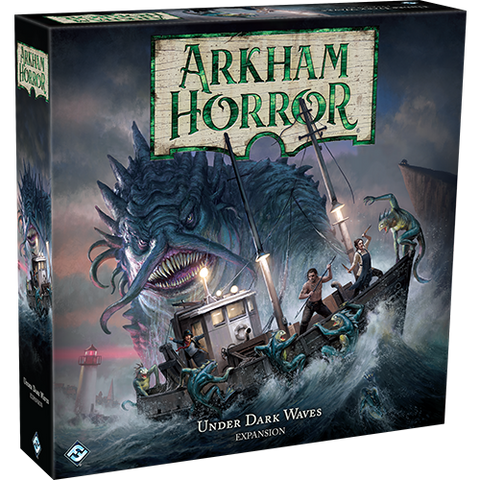 Arkham Horror:  Under the Dark Waves