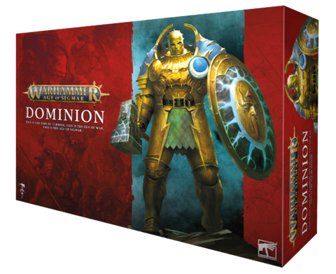 Warhammer Age of Sigmar Dominion Boxed Set