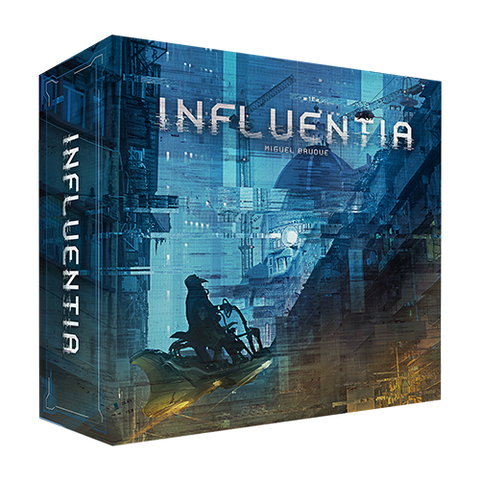 Influentia Card Game at The Compleat Strategist