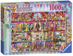 The Greatest Show on Earth 1000 pc Puzzle